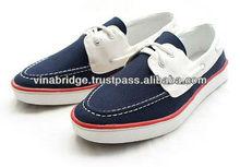 Canvas men shoes