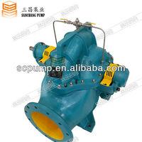 COS series axial split-case self-priming vortex pumps