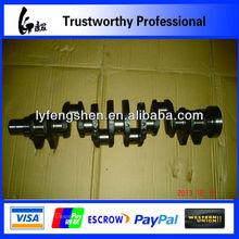 Truck Parts mazda crankshaft machine