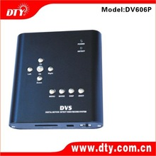 Wonderful CE/FCC Certificated 1 channel home security taxi DVR.DV606P