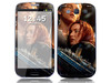Jack and Rose,Unsinkable love,custom cell phone skins for samsung galaxy s4/sIV I9500