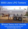 6500 Liters LPG Tankers