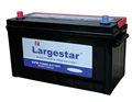 12 v del coche de litio de la batería libre de mantenimiento de la batería del coche 12 v MF N100