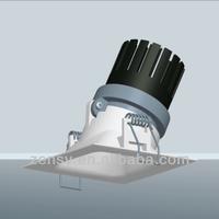 2015 hot selling led flood light led light ztl led lux down light