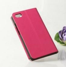 flip leather case for blackberry Z30