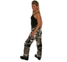 Camo Flag Trouser/ Ladies Waterproof Camo CE Armor vented Pant / Cordura Biker Trousers.