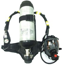 fire fighting breathing apparatus