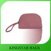 Beautiful cotton mini cosmetic bag or make up bag for girls