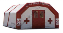 Inflatable Emergency Tent