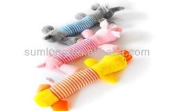 """""""Four-Leg Animals"""" Squeaky Pet Toy, Joyful Plush Toys for Pet 1/3"""