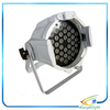 36x3w led par lights with barn door design warm white leds