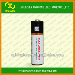 alkaline battery lr6 1.5v dry battery