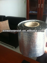 1.5mm self-adhesive aluminium waterproof bitumen strip