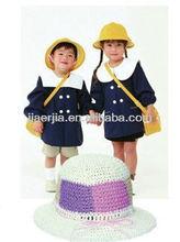 lovely popular kid children paper straw hats