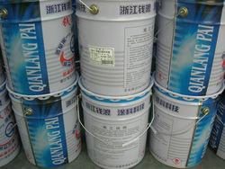 floor coating epoxy iron red primer