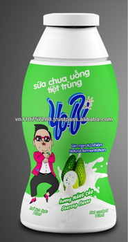 Soursop Drinking Yoghurt 110ml bottle- YOBI Brand