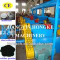 de goma de la máquina de molienda para el reciclaje de neumáticos de la máquina