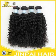 JP curl well when wet 100 human hair unprocessed virgin indian hair