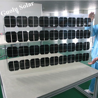 Low MOQ Great Performance BIPV Prices for Solar Panels CE Certified