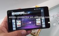 Low price anti-glate screen protector for lg optimus 4x hd p880