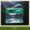 Clear PVC Zip Transparent Bag