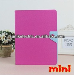 2013 shenzhen high quality leather case for 7.9 inch tablet pc