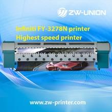 3.2M infiniti challenger solvent ploltter hige speed