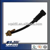 motorcycle iran part Gas temperature sensor (with wire) for Zongshen