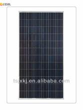 high efficiency BIPV modules285w polycrystalline solar cell panel