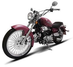 Brand New Adventure 250cc Motorcycle Street Bike