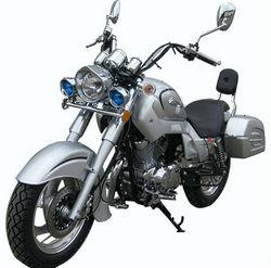 Brand New 250cc Aggressor V Motorcycle