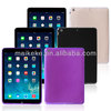 New Arrival For iPad 5 Durable Gel TPU Back Cover Case