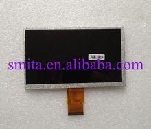 7 inch tablet display KR070PB2S 1030300107 REV:E 165x100mm thickness 3mm