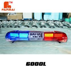 Led polie light bar Warning lightbar Emergency vehicle light TBD-GR-6000L (North America)