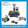 YXD-D5 5 in 1 combo heat press machine