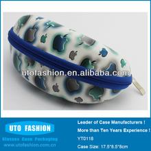 PVC Shockproof Hard Sunglasses Case YT0118