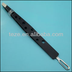 Double use fashional stainless steel smart tweezers