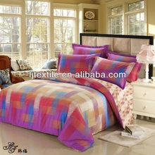2013 fashion high quality nantong bedding Set Bedsheet