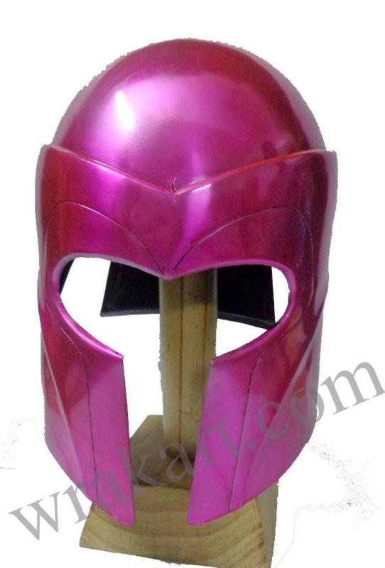 man Magneto Helmet Photo, Detailed about X-man Magneto Helmet ...