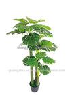 artificial plants/bonsai/small trees/Three lever arch