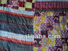 Sanganeri impresso lençóis, paramentação& tecidos decorativos primeiro de seu tipo de tecidos na índia, muito macia e sedosa& tecidos