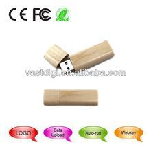 Cheapest Customer Wooden Promo Usb Gift