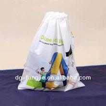 Most popular handmade drawstring laundry bag