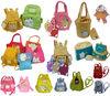designs cotton fabric fashion kids backpack shoulder bag (JB-MOS)