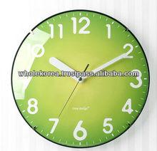 Pastel clock / Pastel wall clock / Interior wall clock