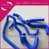 High pressure anti-corrosion low temperature resistant high temperature resistance fuel resistant silicone hose