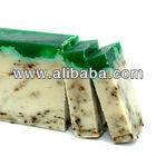Green Tea Olive Oil Artisan Cold Process Soap Loaf 1.25kg