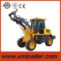 Xscm homologação ce 1.5 ton pá carregadeira de mineração para a venda