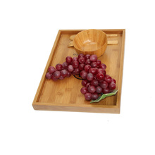 2013 new design bamboo food tray