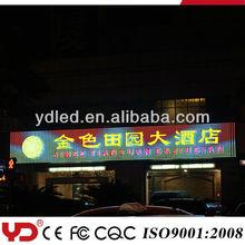 Attractive long lifespan ip68 led light advertising billboard